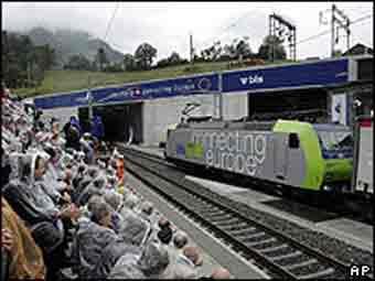 TunelLotschberg